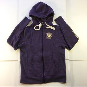 University Of Washington Huskies Full Zip Sweatsh